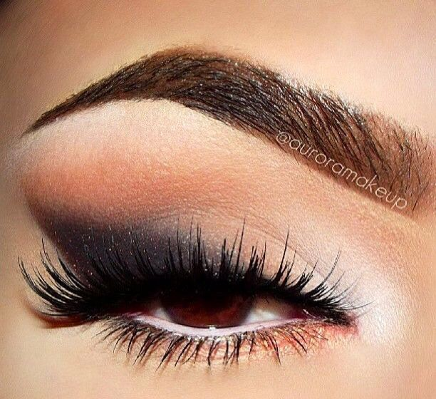 smokey cat eyes - this one is my actual favourite! beautiful for cat woman
