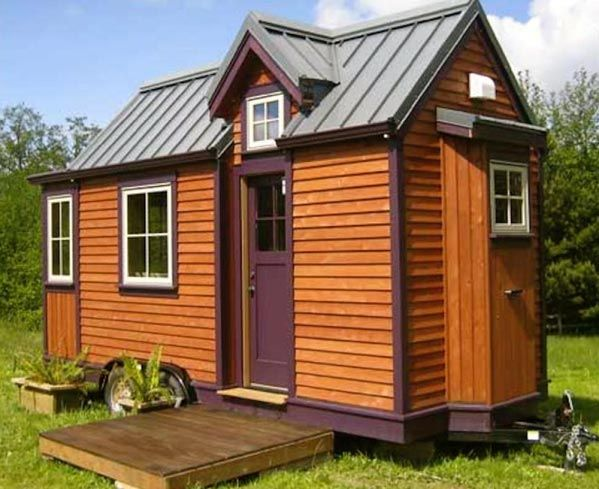 Attractive Financing A Tiny House