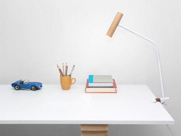 Peliclamp Lamp by Gagan Design
