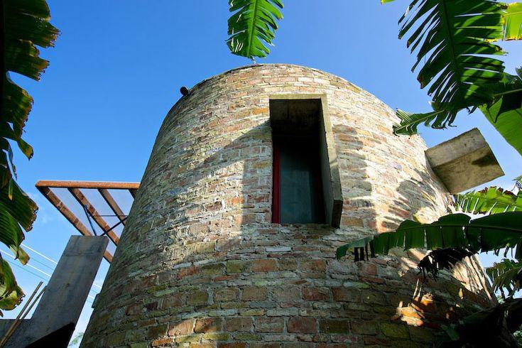 casa cilindrica