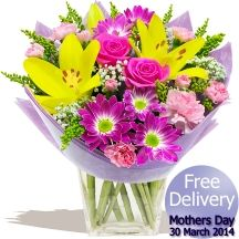 Mother's Day Flowers - Thanks Mum