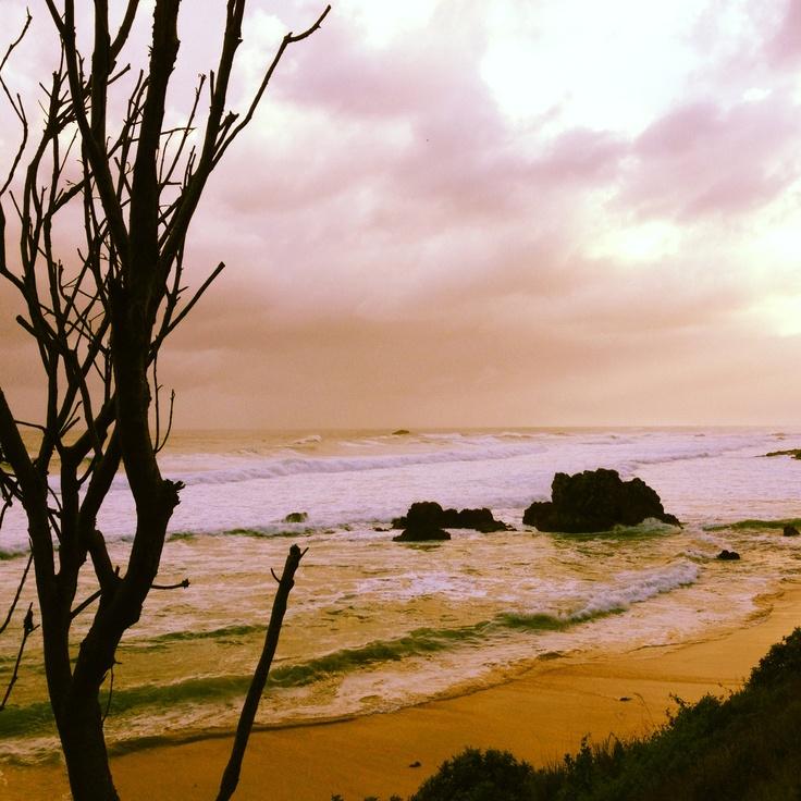 Flynns Beach, Port Macquarie, NSW, Australia.