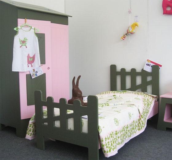 Id e d co dix chambres roses de petite fille id es - Idee deco chambre petite fille ...