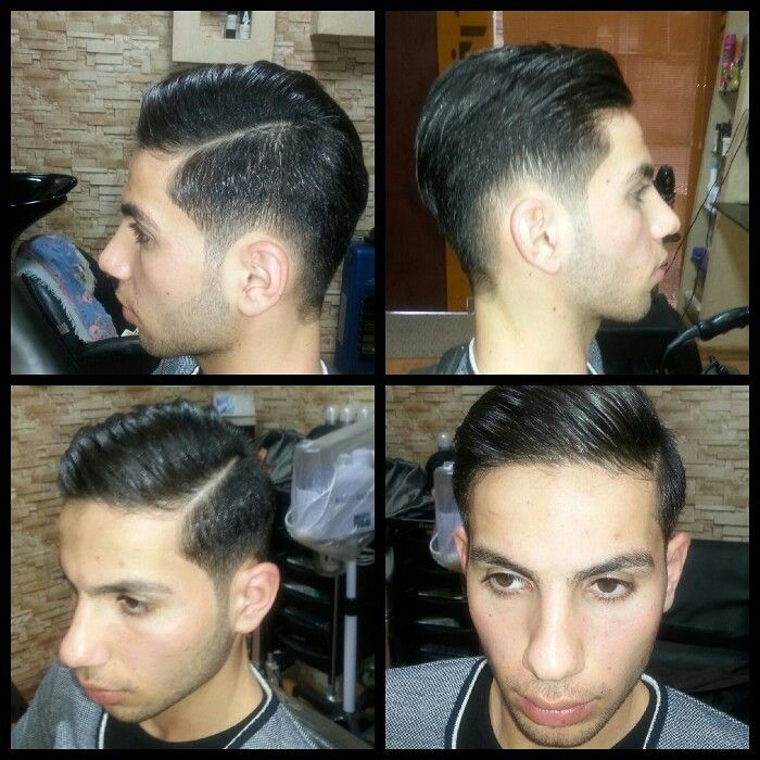 Haircut & style by barber ali
