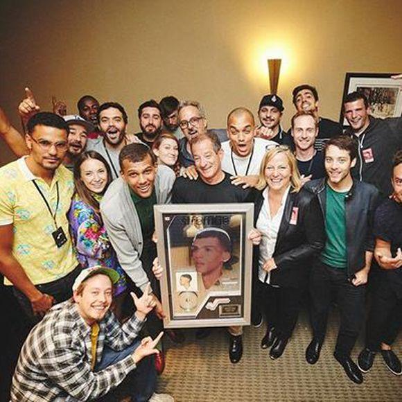 Racine carré de Stromae est certifié platine au Canada   HollywoodPQ.com