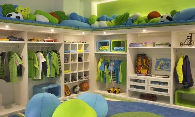 Closets: 10 espaços decorados para você se inspirar - Casa - MdeMulher - Ed. Abril