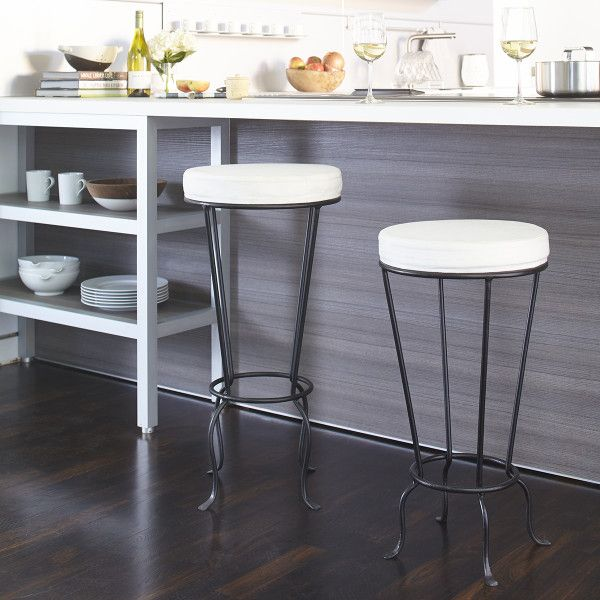 French Cafe counter stool.