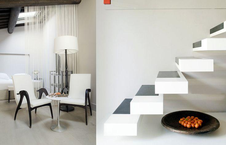 Superior Deluxe Studio. Riva Lofts Florence, Italy. © Riva Lofts