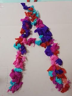 Colors of Life: Letter Craft for Children