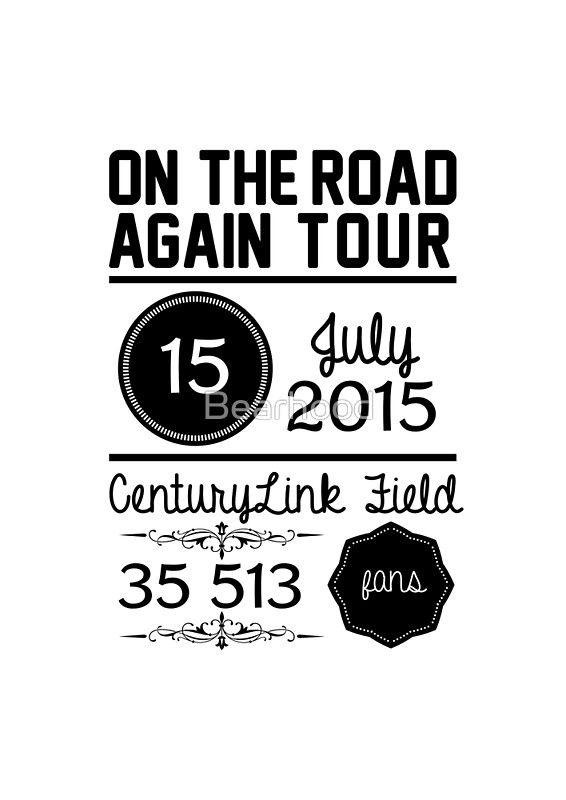 15th July - CenturyLink Field OTRA