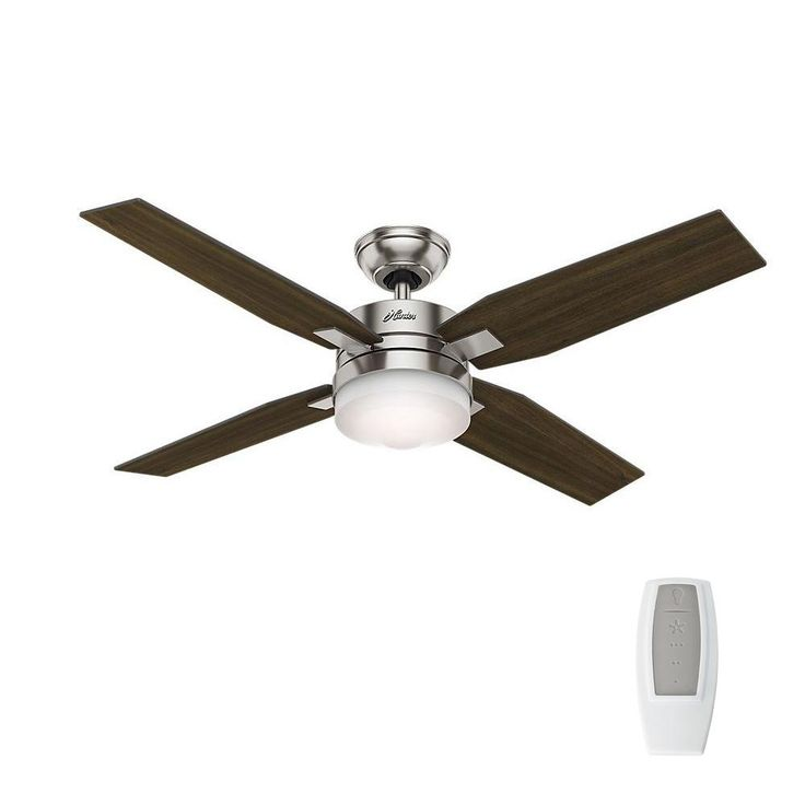 Hunter Ceiling Fan And Light Universal Remote Control
