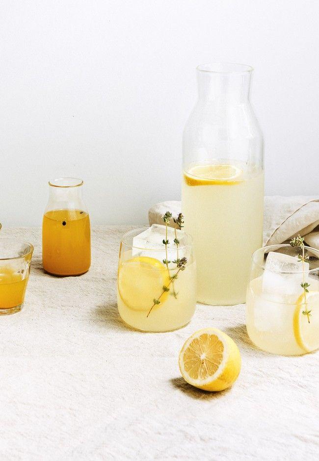 Probiotic Lemon Soda | Good Magazine