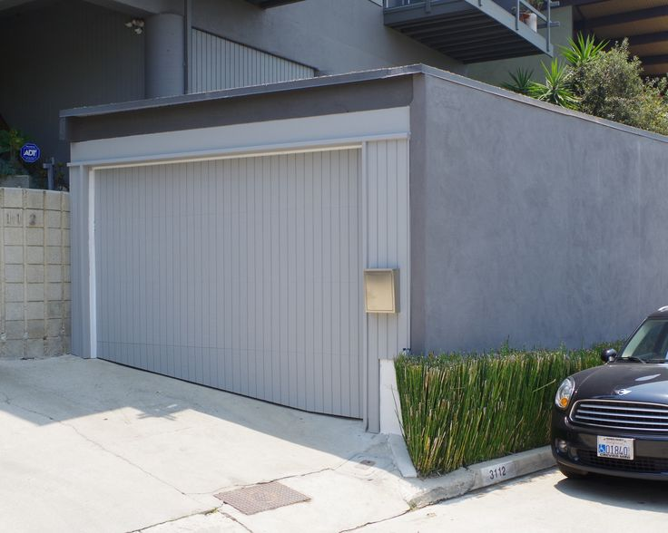 16 Best Images About Modern Garage Doors On Pinterest