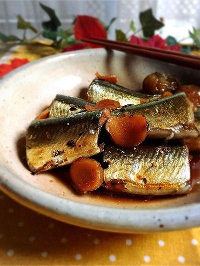 さんまの梅酒煮 by こっぷんかぁちゃんさん | レシピブログ - 料理 ...