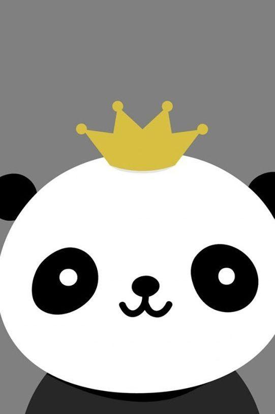 Kawaii Case Blog » Blog Archive » Kawaii of the Day 447 – Panda iPhone Wallpaper