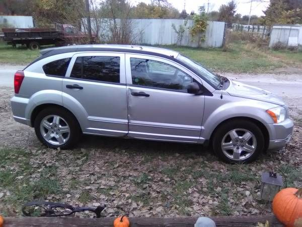 07 dodge caliber sxt MAY TRADE (Clinton il) $2400: QR Code Link to This Post Smooth running vehicle has new tires very clean interior…