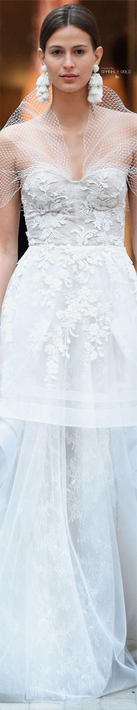 Elegant  best Wedding Gowns u Dresses images on Pinterest Marriage Wedding dressses and Brides