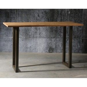 17 best images about tables ovales on pinterest mid century modern tables - Table haute originale ...