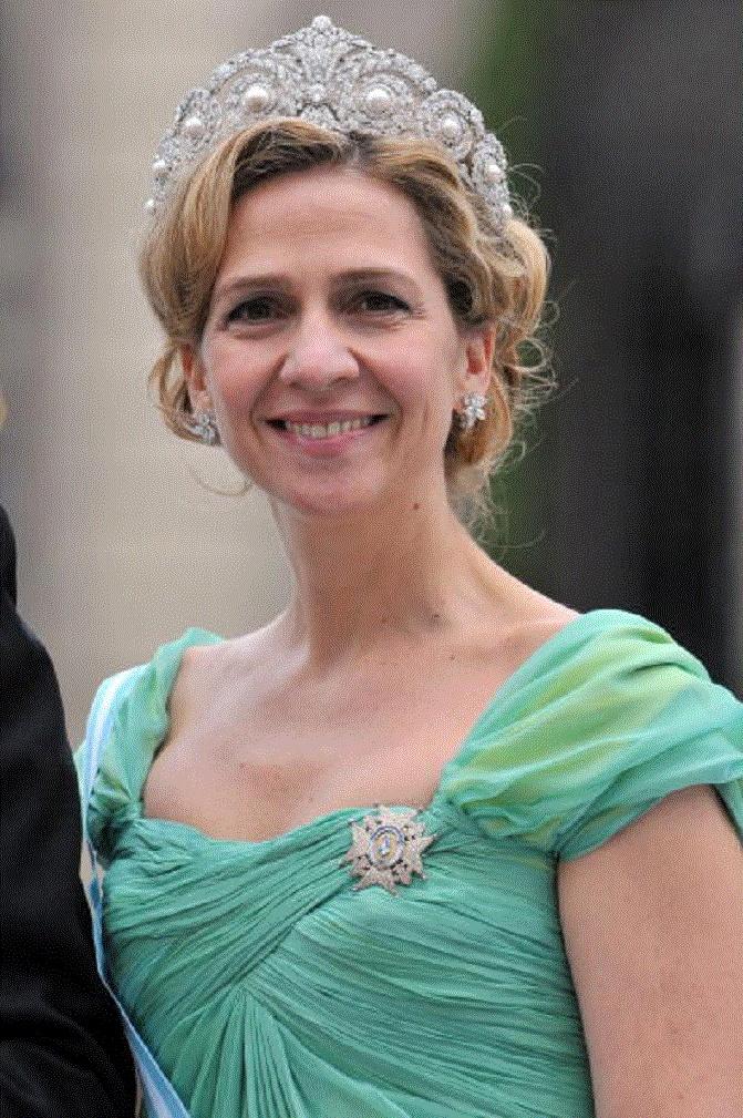 Princess Cristina of Spain, Duchess of Palma de Mallorca