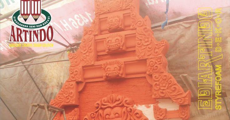 Pembuatan Replika Gapura 3D Motif Bali ini adalah portofolio Kami yang terbaru. Kami membuat Replikas gapura ini untuk acara kegiatan menyambut acara Hari Raya Nyepi (Tahun Baru Saka 1939) di tahun 2017 ini di Jakarta. Kami membuat replikas gapura 3d motif Bali ini dengan menggunakan bahan styrofoam yang tentunya dibuat oleh tenaga ahli yang professional dan memiliki jiwa seni yang tinggi.