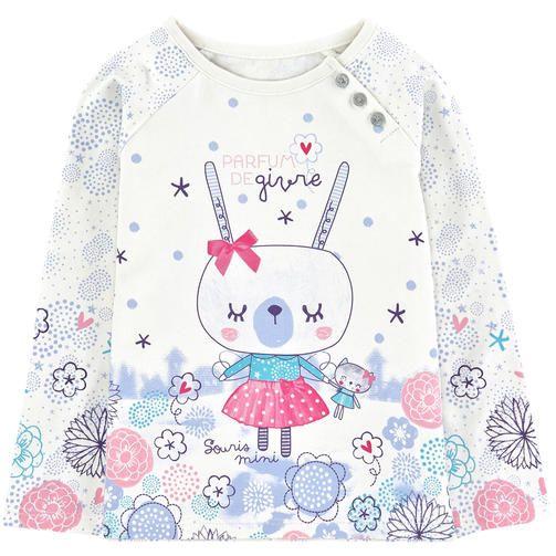 Souris Mini - T-shirt imprimé en jersey - 147266