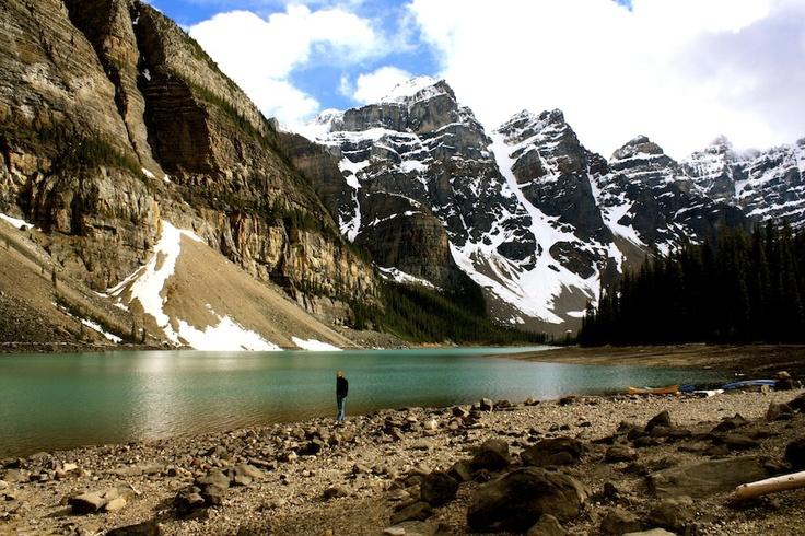 Moraine Lake, Banff, Canada 2008