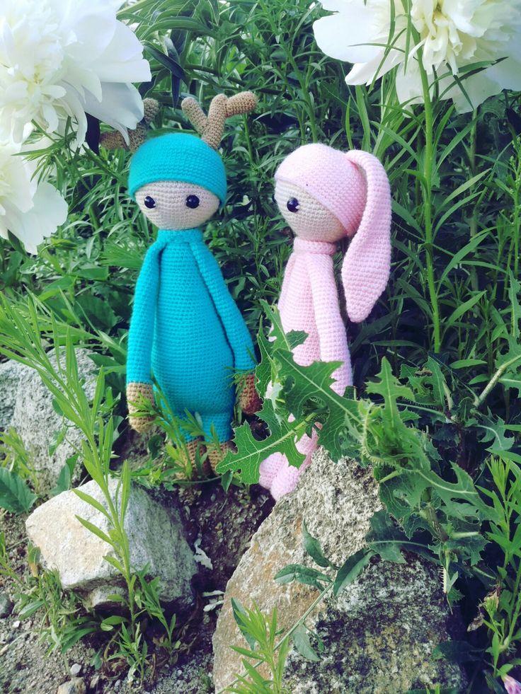Куколки в стиле лалилала