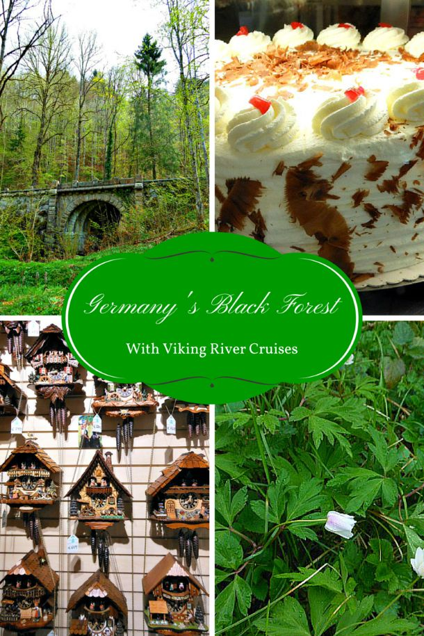Explore Germany's Black Forest with Viking River Cruises