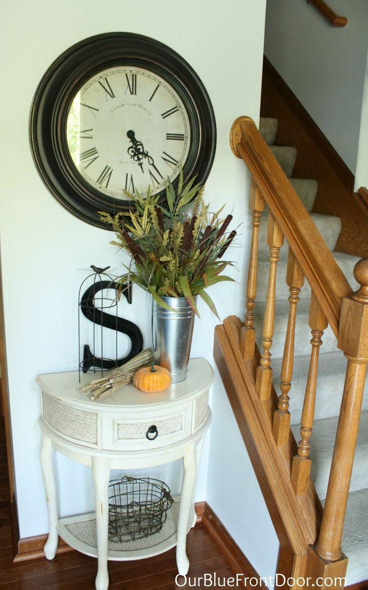 Difference Between Foyer And Entrance : Best ideas about fall entryway on pinterest