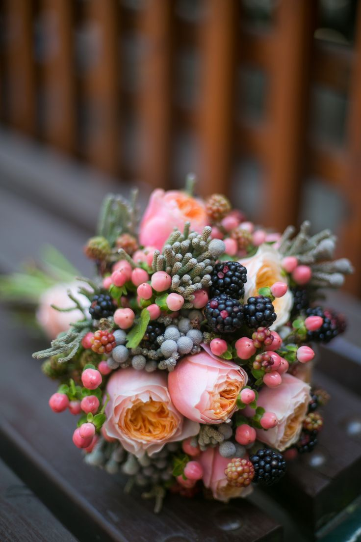 Cute bouquet!