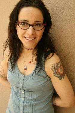 Janeane Garofalo - She makes it okay to be totally different from everyone else.