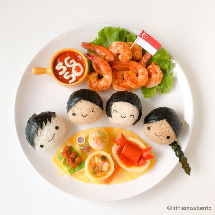 Sg50 Bento Foodart  (1)