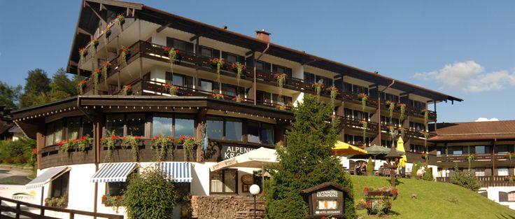 4-Sterne TREFF ALPENHOTEL Kronprinz Berchtesgaden