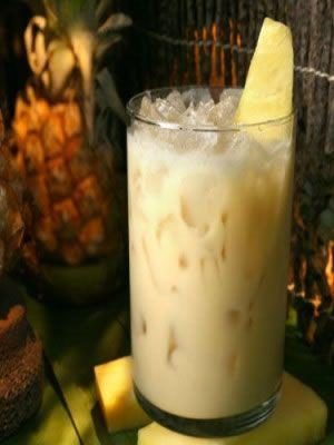 Painkiller...official drink of the British Virgin Islands