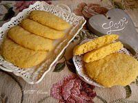 Biscotti morbidi con farina di mais | Ricetta