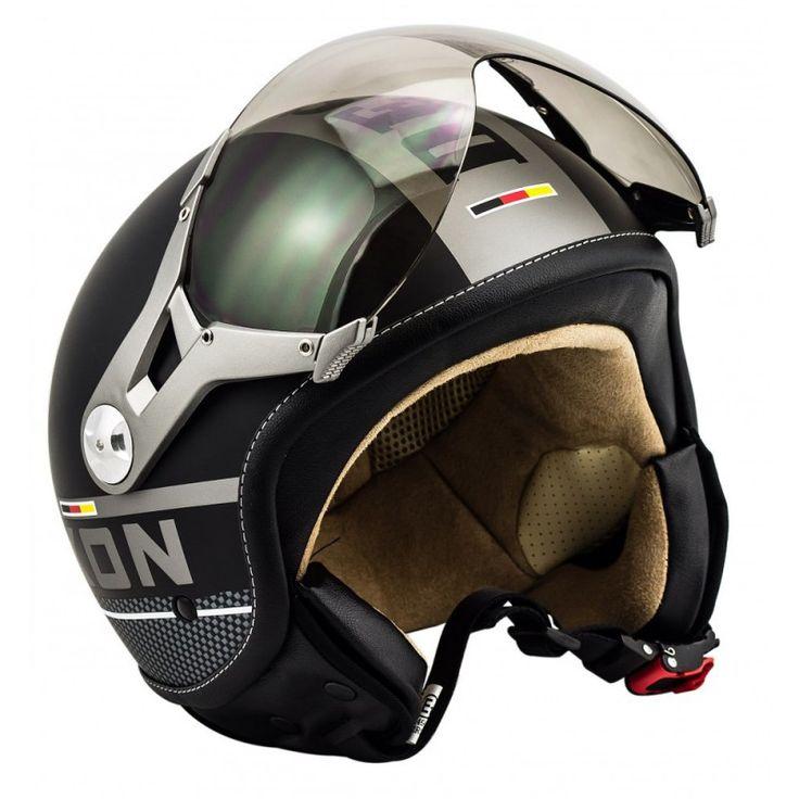 Casco Soxon SP-325 Nano Black
