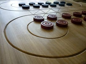 Equipment The game of Surakarta is played on a special board of 6 x 6 points connected orthogonally to form a grid. Additionally, eight ...
