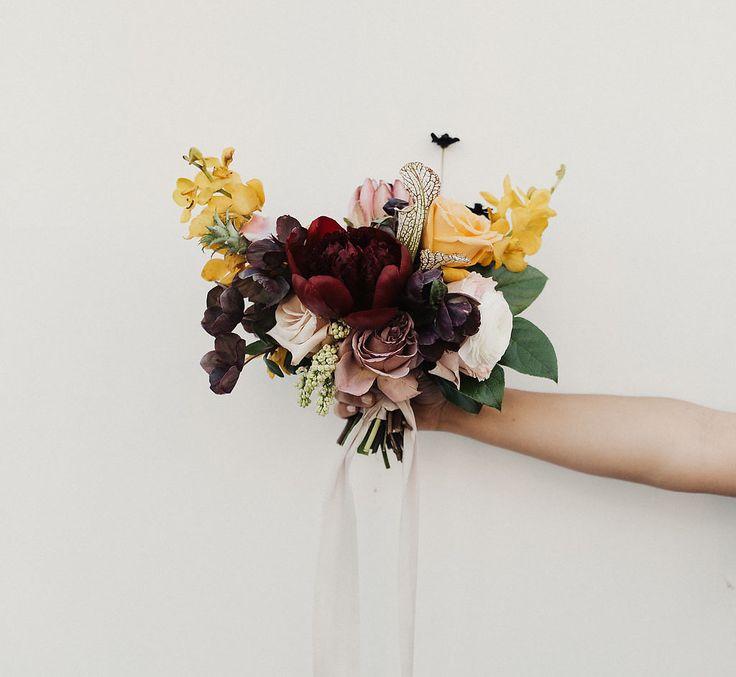 545 besten Hochzeit l Brautsträuße Bilder auf Pinterest