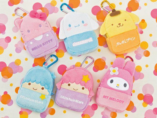 【2016.01】★Mini Bag ★ #SanrioLicenseJapan Eikoh ★ #LittleTwinStars