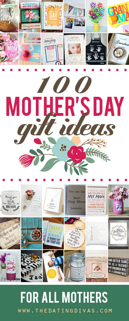 A PERFECT Mother's Day gift idea for ALL the mothers in your life: Mom, Stepmom, Grandma, Mother-in-law and Godmother! www.TheDatingDivas.com