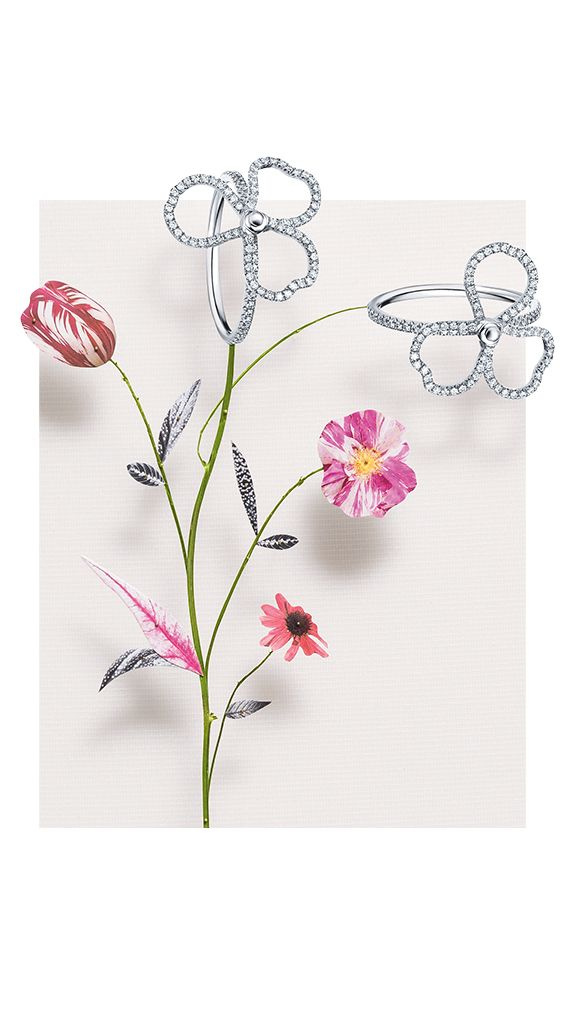 Paper Flower Creations Meet The Tiffany Paper Flowers Collection In