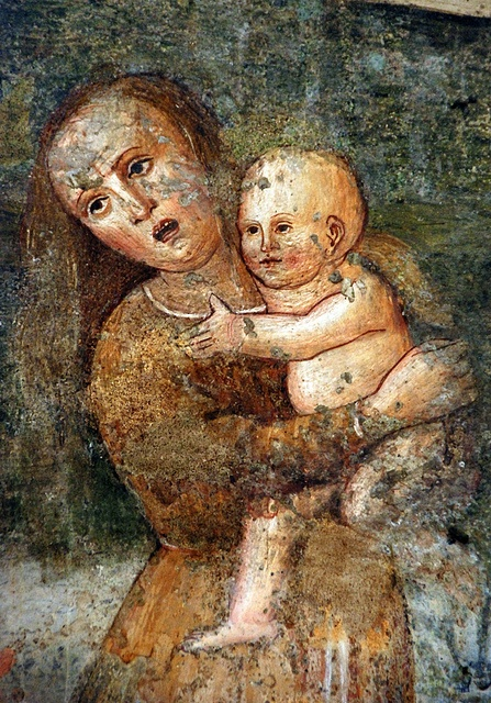 San Flaviano - Montefiascone - Strage degli innocenti - Urlo | Flickr - Photo Sharing!