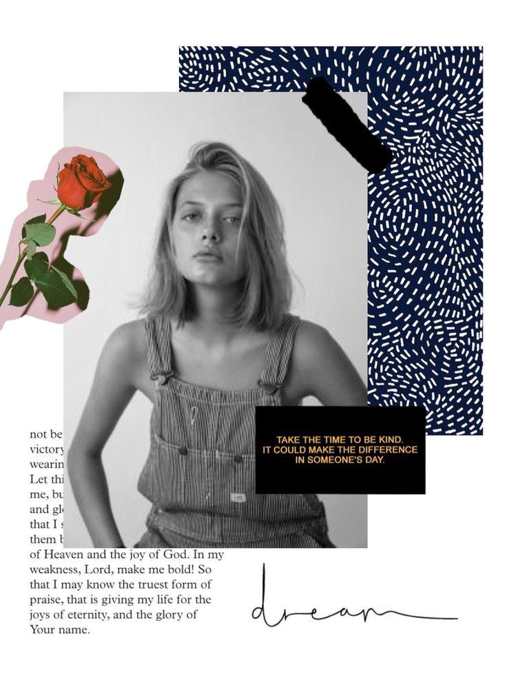 Georgia Hawkins Collages 2017