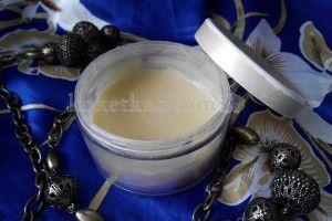 Домашний крем от морщин с прополисом