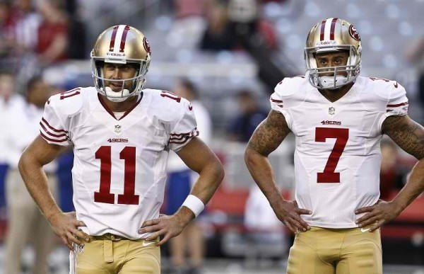 Akex Smith would break the NFL's single-season completion-percentage record (71.2) held by Drew Brees by completing nine of nine passes.    It's cynical, but I wonder if he was help up by HR so they wouldn't have to pay out bonuses and contract leverage.    That would make the NFL like regular work, spiting their nose for their face.