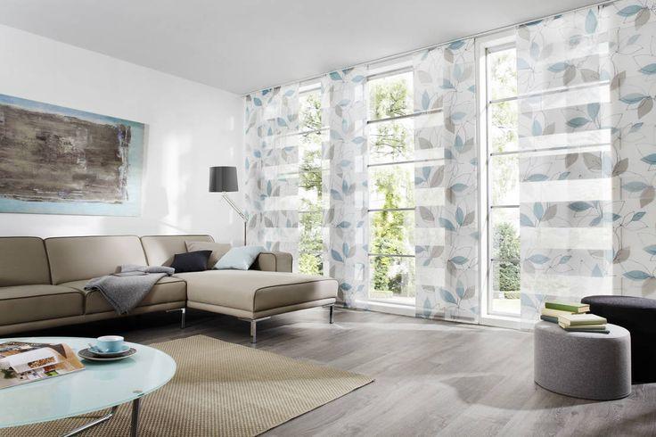 Flächenvorhang Von Erfal : Curtains U0026 Drapes By Erfal GmbH ...