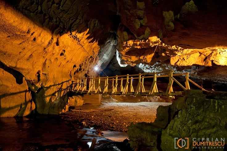 Bolii Cave near Petrosani Photo by Ciprian Dumitrescu www.cipriandumitrescu.com