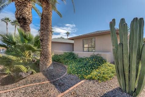 SOLD! 10229 E Spring Creek Ct, Cottonwood Country Club - Sun Lakes, AZ. This spacious 2 bedroom, 2 bathroom, 1545sf home features an Arizona Room, two patios, great room floor plan with split bedrooms for privacy & recently updated bathrooms. #AmyJonesGroup