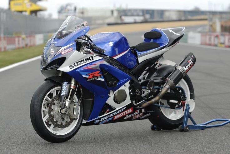 Suzuki-GSXR-1000-2007 - SERT
