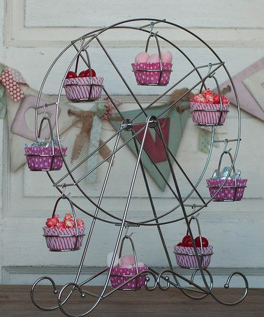 Ferris Wheel Cupcake Holder by Expect Personality #zulilyfinds